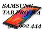 SAMSUNG Galaxy Tab Pro 8,4 wymiana szybki dotyku