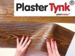Elastyczna deska elewacyjna PlasterTynk | Łatwe w montażu i ultra lekkie | Zamów darmowy zestaw p